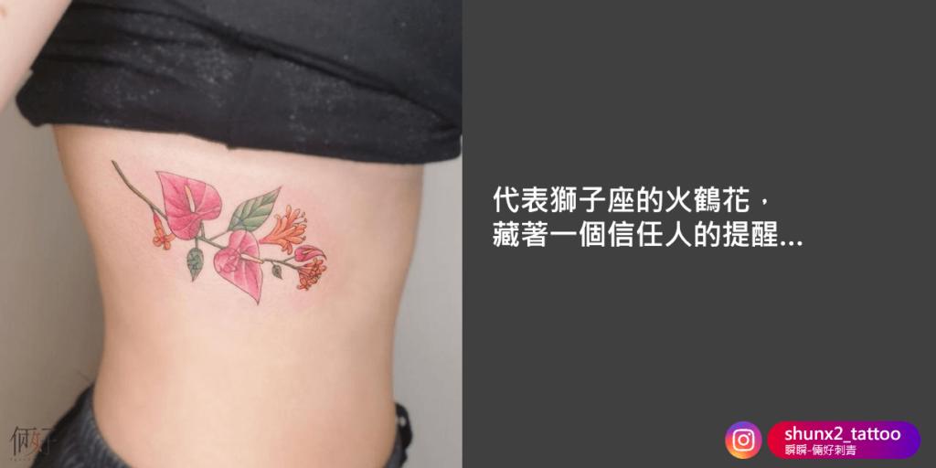 主題定位篇-火鶴花與護身符